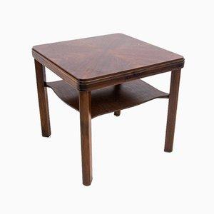 Polnischer Art Deco Tisch, 1950er
