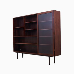 Rosewood Bookcase from Omann Jun, 1970s