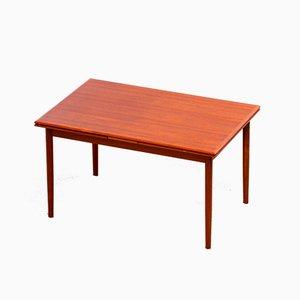 Ausziehbarer Dänischer Vintage Tisch