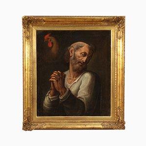 Religiöse Malerei, 17. Jahrhundert, Sankt Peter