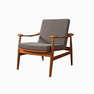 Modell 133 Sessel von Finn Juhl für France & Søn / France & Daverkosen, 1960er