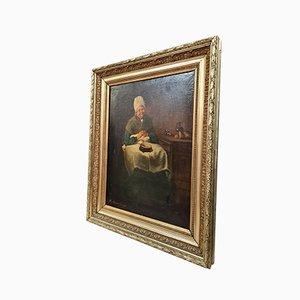 19. Jahrhundert, René Gourdon, Öl auf Leinwand
