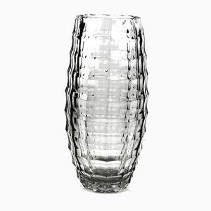 Lobmeyr Vase by Eduard Wimmer-Wisgrill, 1930s