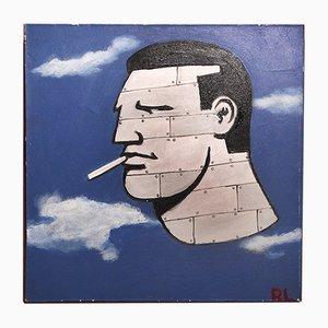 The Brute, 1937, Oil on Canva, Robert Loughlin, 2008