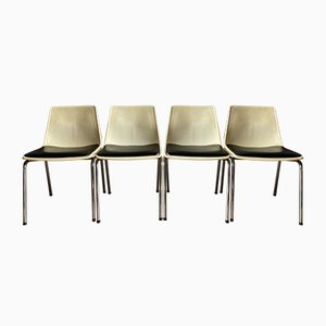 Vintage Dining Chairs by Robin & Lucienne Day for the Chair Centre, Set of 4