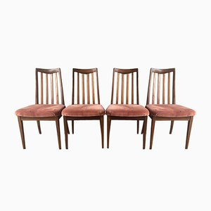 Vintage Fresco Dining Chairs from G Plan, Set of 4