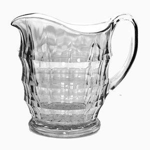 Glaskrug von Eduard Wimmer-Wisgrill für Lobmeyr, 1930er