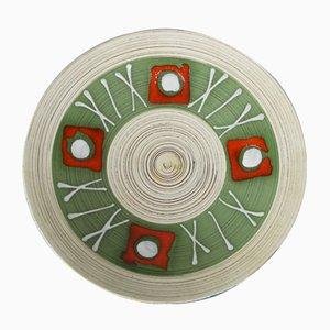 Cuenco alemán de cerámica