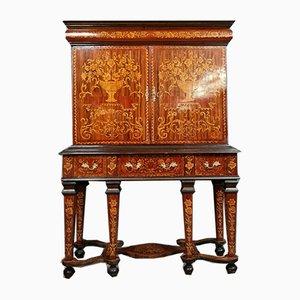 Mahogany Cabinet by Bargeño Mazarin