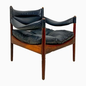 Rosewood Armchair by Kristian Vedel for Willadsen Møbelfabrik