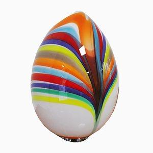 Murano Blown Egg Lamp