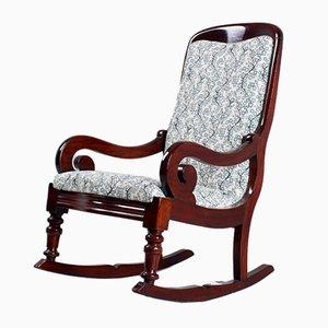 Biedermeier Rocking Chair, 1840s