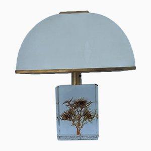 Resin Cuba Lamp by Pierre Giraudon