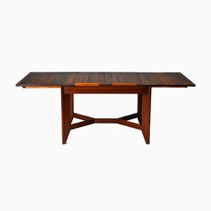 Vintage Modernist Dining Table by H. Wouda