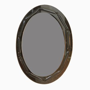 Vintage Italian Wall Mirror from Cristal Art