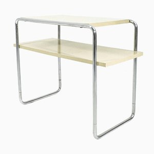 Vintage B12 Console Table by Marcel Breuer for Embru