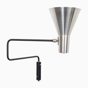 Modell 71-01 Paperclip Lampe von JJM Hoogervorst, 1950er