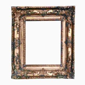 Golden French Frame
