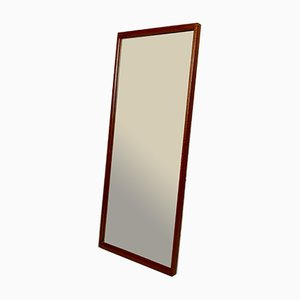 Danish Teak Mirror by Shaft Kjersgaard for Aksel Kjersgaard, 1960s