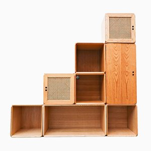 Modular Wall Unit by Derk Jan de Vries, 1980s