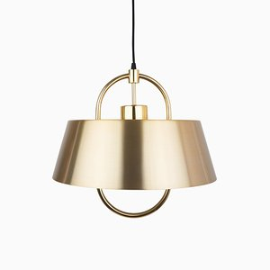 Mid-Century Danish Hercules Ceiling Lamp by John Hammerborg for Fog & Morup