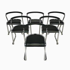 Italienischer Stuhl von Airon, 1980er