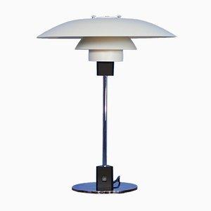 Lámpara de mesa PH 4/3 danesa de Poul Henningsen para Louis Poulsen, años 70