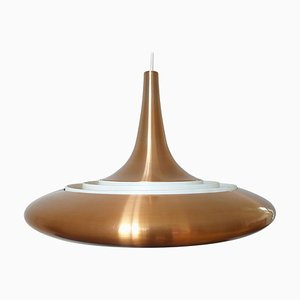 Mid-Century Pendant Lamp, Denmark, 1970s