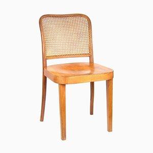 Thonet 811 Stuhl von Josef Hoffmann, 1950er