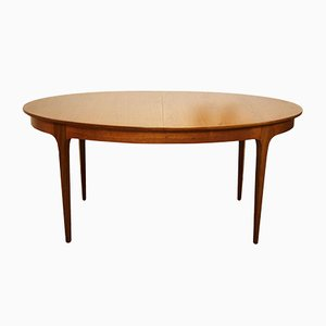 Vintage Teak S Form Dining Table by Sutcliffe for Todmorden, 1960s