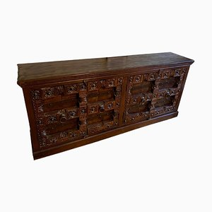 Antique Sideboard in Colonial/Empire Style