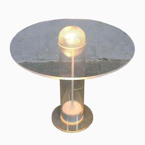 Vintage Space Age Plexiglass UFO Table Lamp