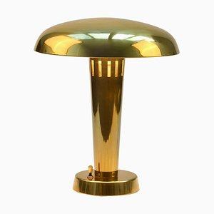 Nautical Brass Table Lamp
