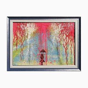 Luca Cioffi, Don't Be Afraid, Painting, 2012