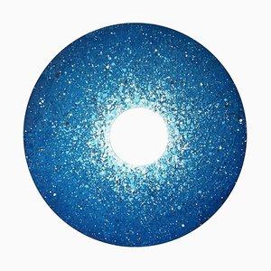 Luca Cioffi, Blue Star, Gemälde, 2020