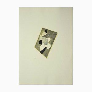 Hans Richter, Composition, Etching, 1973