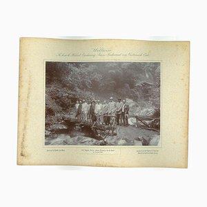 Unknown, Uramino Jacki Fall, Original Vintage Photo, 1893