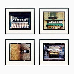 Milan Street Photography Artworks, 4er Set