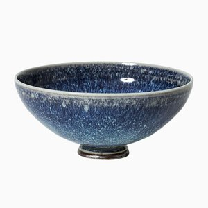Aniara Stoneware Bowl by Berndt Friberg for Gustavsberg