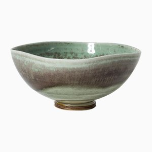 Stoneware Bowl by Berndt Friberg for Gustavsberg