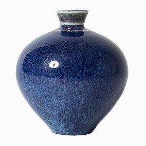 Aniara Stoneware Vase by Berndt Friberg for Gustavsberg