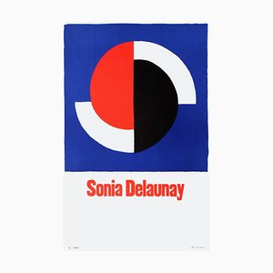 Expo 74 - Expo Jacques Damase by Sonia Delaunay