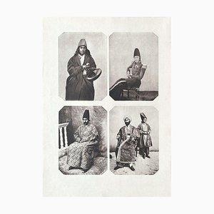 Persian Portraits - Brassaï Collection (1880) for Revue Verve