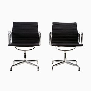 EA 108 Office Chairs by Charles & Ray Eames for Vitra, Set of 2