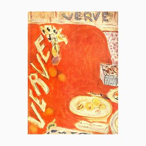 Verve N°3 by Pierre Bonnard