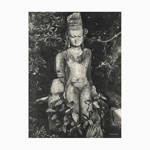 Buddha by Explorer Gaetan Fouquet for Revue Verve