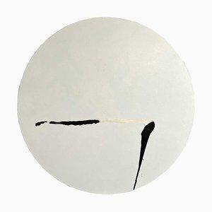 Una danza simple, pintura abstracta, 2008