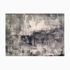 Luftfilter II, Medien Malerei, Peter Rossiter, 2015