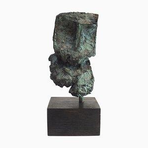 Sentinel II, Cast Bronze Sculpture