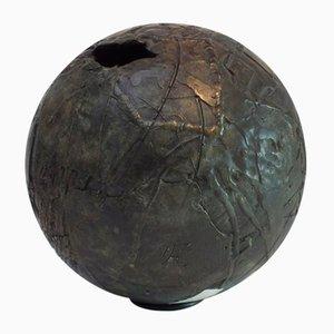 Globalisation 1, Cast Bronze Sculpture, 2018